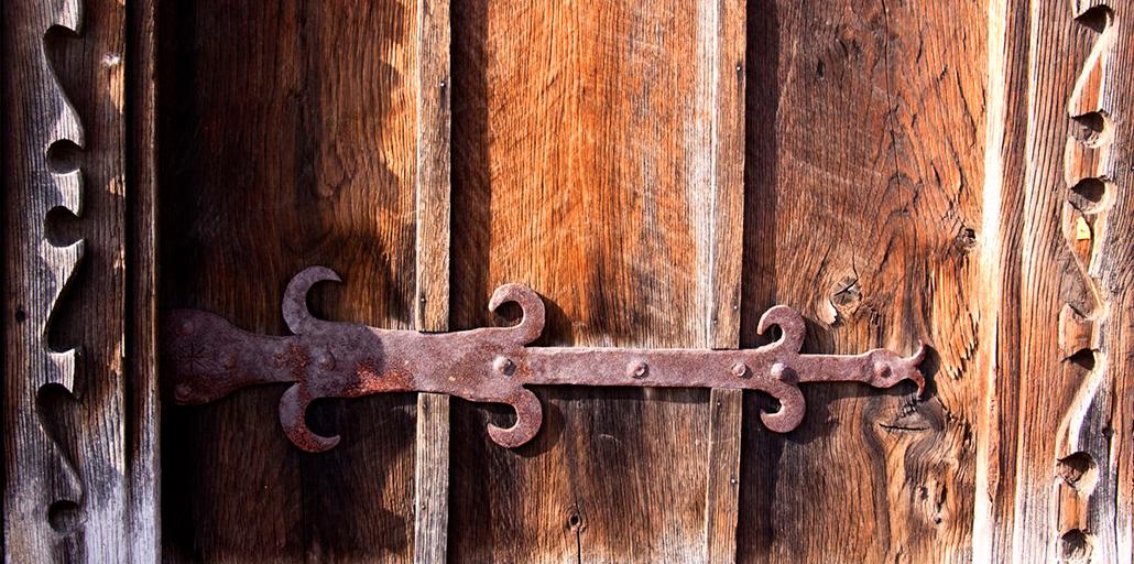 Как сделать дверной навес